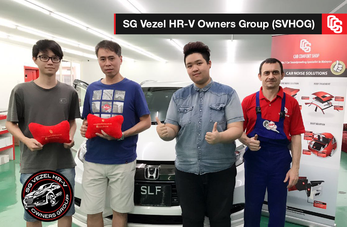 SG Vezel HR-V